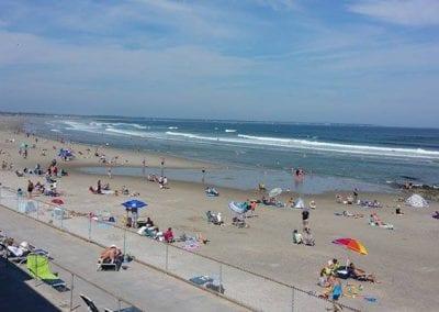 Wells Beach Mid Summer